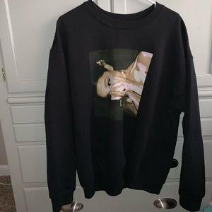 Ariana Grande God is a woman Crewneck Sweatshirt